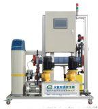 泳池消毒设备厂家/电解食盐泳池消毒设备