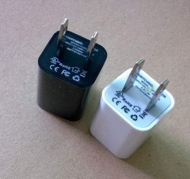 廠家供應蘋果iPhone充電器 UL認證蘋果充電器
