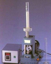 金属粉末振实密度的测定