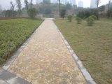 上海勤路 園林景區壓花地坪 混凝土壓花 模壓地坪材料廠家直銷