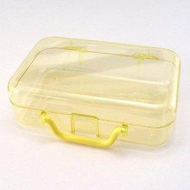 厂家供应化妆盒 塑胶盒 包装盒