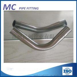加工定制不锈钢U型弯管U型管箍