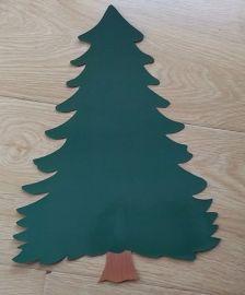 圣诞树冰箱贴 印刷冰箱贴 卡通冰箱贴 裱纸冰箱贴
