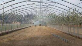 新乡温室大棚建造几字钢45/70型骨架