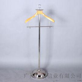 专业生产SITTY斯迪90.7516-1镜光不锈钢叭盘落地衣帽架