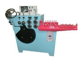 广州众帮焊机厂家直供自动伺服打圈机 液压打圈机