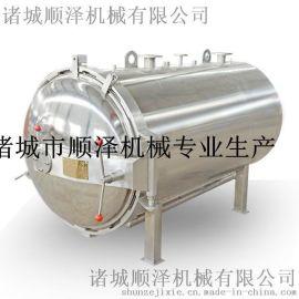 单锅蒸汽杀菌锅 卤蛋高温高压杀菌锅 椰子饮料杀菌机