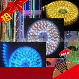 促销LED灯条 5050贴片 led软灯条050柔性软灯条 节能灯饰七彩灯条