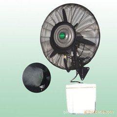 深圳喷雾风扇 手推式移动喷雾风扇 家用喷雾风扇 工业喷雾风扇 牛角扇