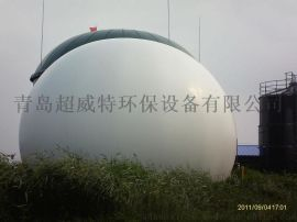 双膜气柜 专业设计 德国技术 德国材料