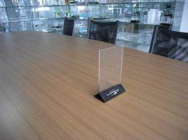 有机玻璃桌牌台卡