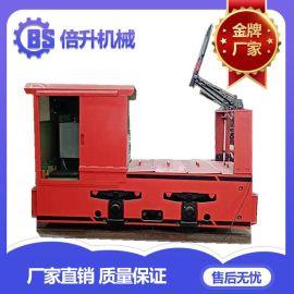 云南金属矿用1.5T架线式电机车蓄电池电机车