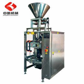 广州中凯厂家供应活性炭双层无纺布袋包装机  大剂量无纺布包装机