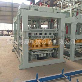 空心切块砖机 全自动液压砖机 水泥免烧制砖机 生产厂价直销
