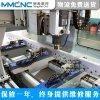 鋁幕牆高速雙工作臺數控加工中心 工業鋁加工設備