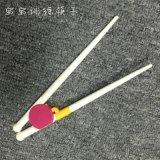 厂家直销  练习筷 儿童筷子训练筷 婴幼儿餐具