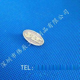 上海哪里定制设计公司徽章/企业胸章批发制