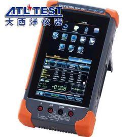 大西洋仪器供应智能全触控手持多用示波器GDS-320具万用表功能