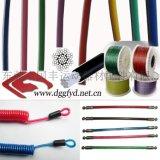 廠家直銷彩色塗塑包膠鋼絲繩