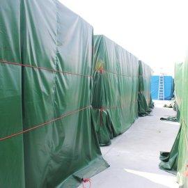 清远涂塑绿色帆布批发-清远涂塑防水布厂家