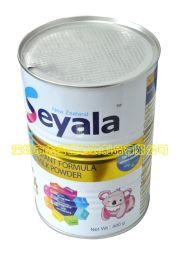 马口铁罐子 奶粉罐 蛋白粉罐 螺旋藻罐 生产制罐厂家