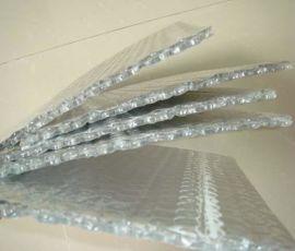 气泡隔热材料、泡棉隔热材料、铝箔编织布