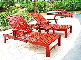 广州时歌户外沙滩休闲椅躺椅