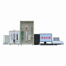 电脑全自动碳硫分析仪(NJQ-4D)