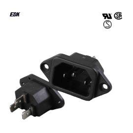 EDK插座,日本EDK插座,EDK器具插座,AC-P21CF49