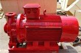 绍兴XBD10.0/15G-W卧式单级消防泵喷淋泵