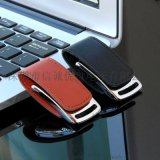 新款皮套USB,足量礼品优盘,创意USB随身碟,个性化开模设计礼品优盘