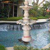城市商業廣場景觀裝飾人造砂巖噴泉雕塑擺件