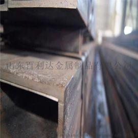 生产q345b低合金方管 16mn直角无缝方矩管