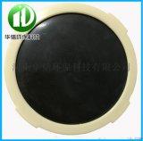 優質橡膠盤式膜片曝氣器曝氣頭 多規格曝氣盤定製