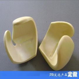 台州聚能新材料 专业拳击手套内胆 高回弹发泡制品 PU制品加工