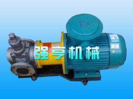 无泄漏不锈钢圆弧齿轮泵