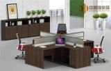 廠家批發定製2017新款屏風隔斷桌2人/4人/6人屏風組合桌