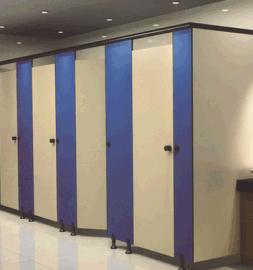 宝森厂家直销卫生间隔断 抗倍特 厕所隔板