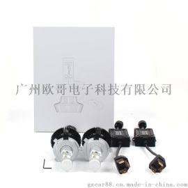 ZES芯片LED车灯 LED汽车灯泡 LED前大灯 LED前照灯 H4 H11 9005