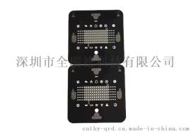 深圳全瑞德亚克力面板,PC显示屏镜片 面板雕刻 面板丝印  定制成型加工