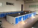 供應LABCOCO001鋼木中央實驗臺操作檯 鋼木邊臺 廠家直銷