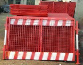 宜春/上饶工地护栏现货~基坑临边防护网~建筑五临边围栏~铁栏杆