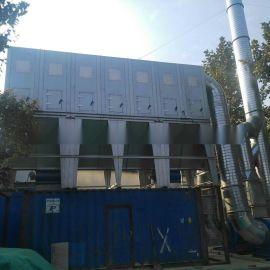 山东木工家具除尘器,家具厂中央除尘系统