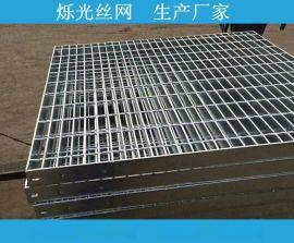 黄山排水沟盖板 格栅下水道价格 焊接牢固钢格板