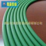O形圓形粗麪聚氨脂PTU輸送帶,機械設備生產線