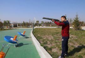 电子飞碟打靶设备 激光飞碟射击靶