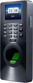 zokotech中控F18多重识别门禁考勤一体机指纹密码刷卡门禁机