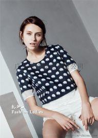 名品折扣女装贝勒川货源市场推荐广州明浩折扣女装