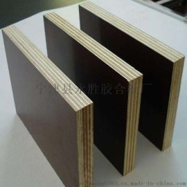 多层胶合板基层打底木工板红面包装板