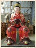生产各类道教娘娘神像 玻璃钢王母娘娘神像供货厂家